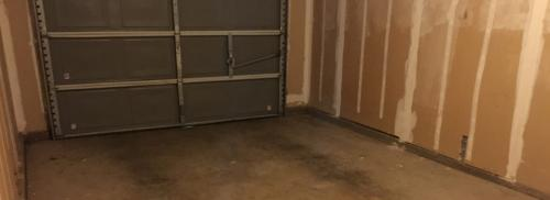 Image showing the inside of the garage parking.